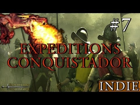 Expeditions Conquistador - Indie Spotlight - Part 7 - May Rita rest in peace