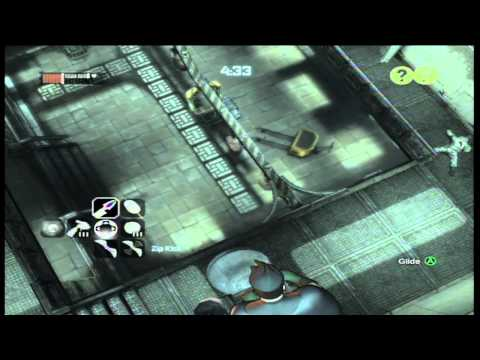 Batman Arkham City Robin Gameplay