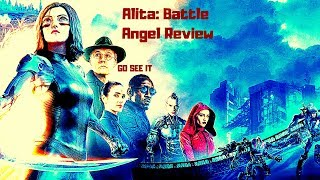 Alita: Battle Angel is the HERo We Deserve...Screw Captain Marvel