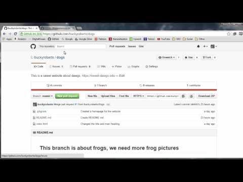 Git Tutorial - 24 - GitHub Wiki