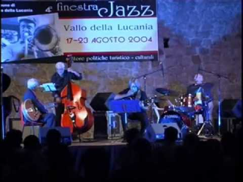 Franco Cerri a Finestra Jazz
