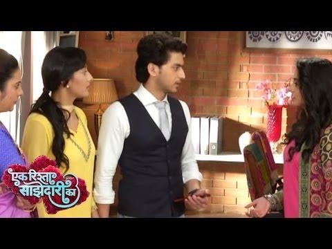 Nikita Ne Karwaya Sanchi Pe Acid Attack |  Ek Rishta Sajhedari ka | टीवी प्राइम टाइम हिन्दी thumbnail