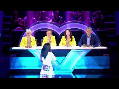 Auditie Nora Gharib | K3 zoekt K3 | SBS6