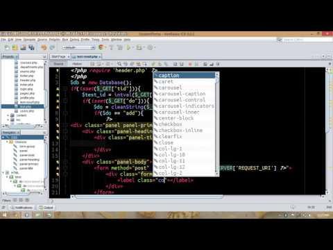 25 – Student Portal in PHP/MySQL (Pashto)