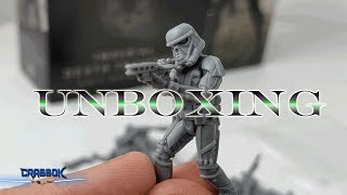 Legion - Death Troopers Unboxing and Review
