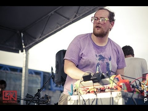 Dan Deacon live at Villette Sonique 2009, Paris by Soul Kitchen