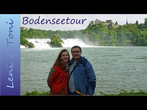Leni & Toni on tour: unser Ausflug an den Bodensee und den Rheinfall von Schaffhausen
