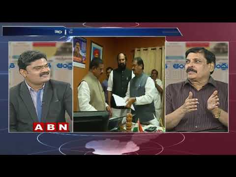 Discussion | Congress Legislative Council Merge in TRS Party | Part 2 | Public Point | ABN Telugu
