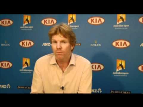 2011 全豪オープン - Jim クーリエ
