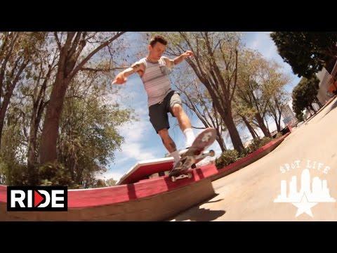 The Blind Crew Shreds LA 2015: Cody McEntire, TJ Rogers, Micky Papa – SPoT Life