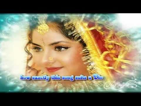 Divya Dilwale-Kitna haseen chehra(Divya bharti Stunning look...