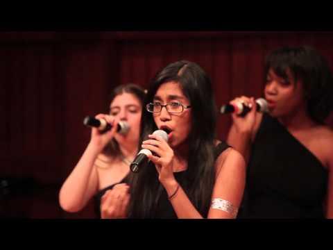 Here (Alessia Cara) - Veritones A Cappella Cover