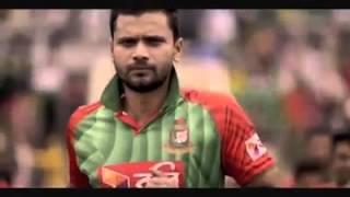 Robi New TV Add Sate Bangladesh Cricket Team