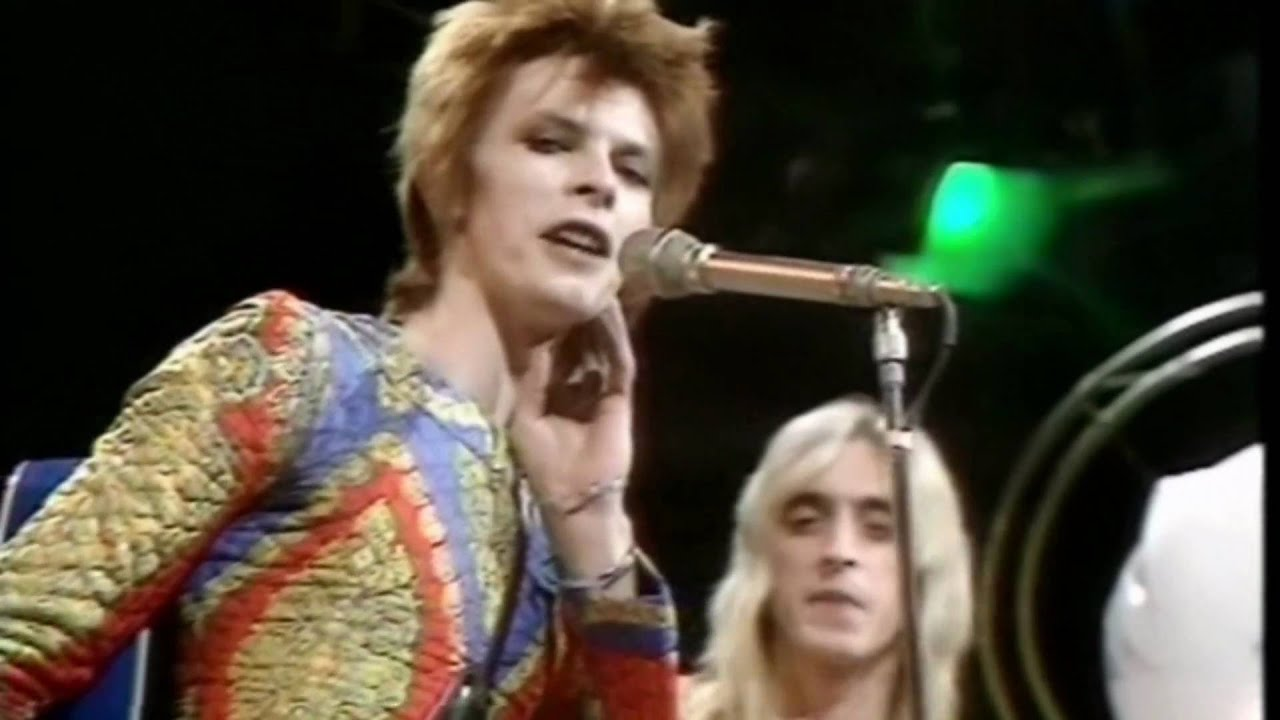 David Bowie Life On Mars The Man Who Sold The World