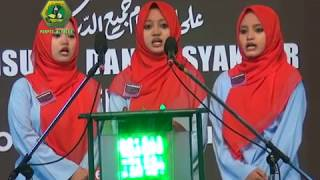 Lalaran Ponpes Al Falah Putri Ploso Kediri