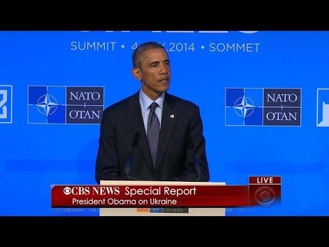 Special Report: Obama addresses ISIS threat, Ukraine in NATO speech