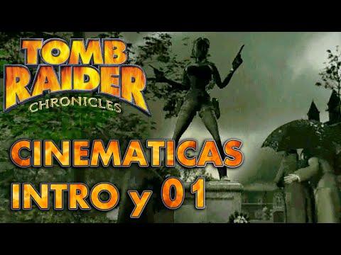 Tomb Raider 5 Cinematicas Subtituladas - Intro y 01