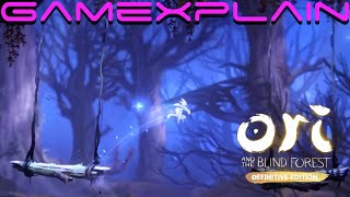 Ori and the Blind Forest: Definitive Edition - First 20 Minutes Gameplay (Switch - PAX West 2019)