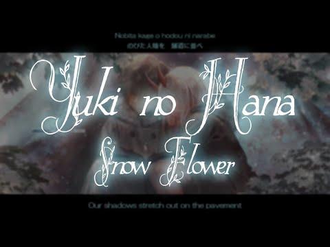 Yuki No Hana (Lyrics Video | Kawaii Ver.)