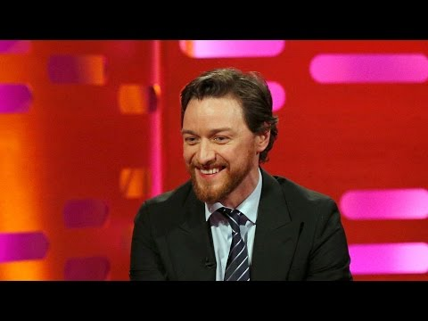 James McAvoy's audition escape tactics - The Graham Norton Show: Series 16 Episode 13 - BBC One