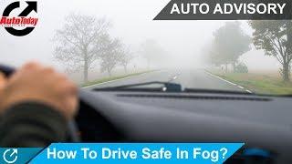 Drive Safe In The Fog | Auto Advisory | Auto Today