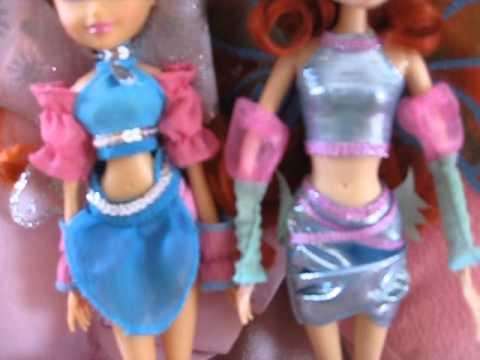 Bloom Sophix Doll Winx Club Bloom Sophix Doll