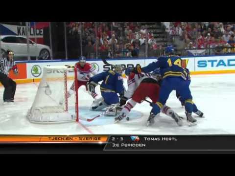 Sweden vs Czech Republic 6-5 2015-05-01 IIHF 2015 WC HIGHLIGHTS