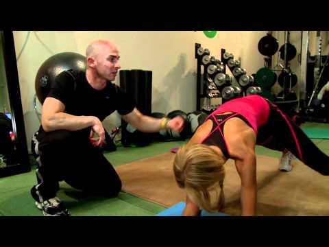 Victoria's Secret – Erin's Workout