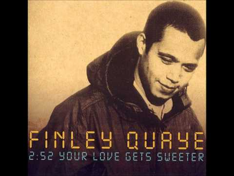 Finley Quaye - Love Gets Sweeter
