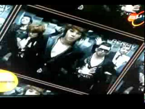 BIG BANG♥♥Invacion KPOP MEXICO tvshow TOPTEN