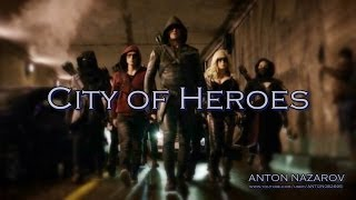 Arrow - City of Heroes