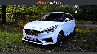 MG3 2018 Facelift Review & Road Test