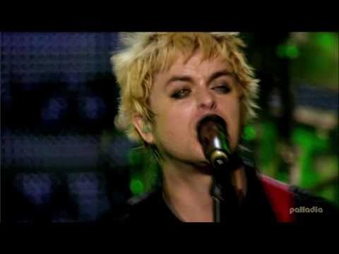 Green Day - Basket Case Live