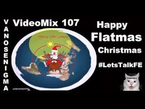 VideoMix 105 FlatrateArtist Flat Earth Rhyme Bitcoin Art Design Graphics innovation ‪#Lets
