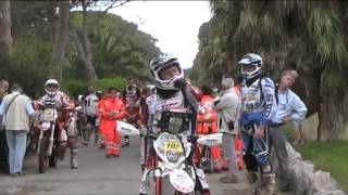 The biggest moto dancer - Filippo Ciotti al Sardegna Rally Raid 2013
