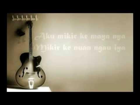 D Seven - Sepatut Ya Aku(lirik).lagu Iban Baru 2015 video