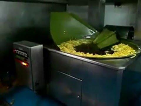 Freidoras de papas fritas usadas