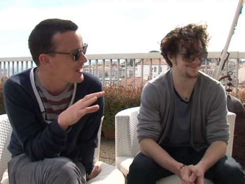 Cannes Interview: Aaron Johnson/&#039;Chatroom&#039;