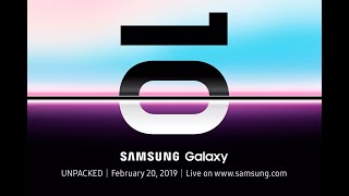 Samsung Galaxy s10:Tv Commercial leak