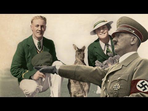 Dangerous Games: Australia at the 1936 Nazi Olympics [HD] ABC RN Breakfast