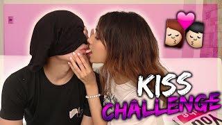 KISS CHALLENGE CON MARIAM OBREGON