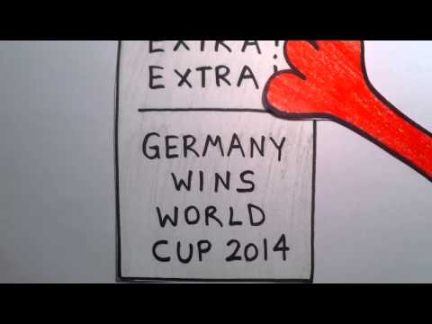 Waddle Instagram video - World Cup