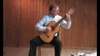 Yesterday for classical guitar  - Per-Olov Kindgren