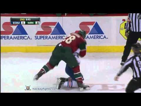 Darcy Hordichuk Vs Matt Kassian Round 1 Dec 29, 2011 (video)