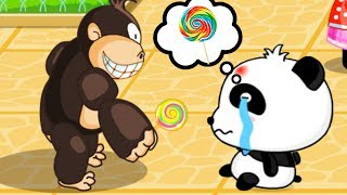 Kids Learn About Travel Safety With Baby Panda Kids Games - Educational Game for Kids