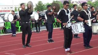 Battery Percussion Show by C-BAND