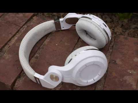 Review: Bluedio T2+ Plus Turbine 2 Plus Bluetooth Headphones
