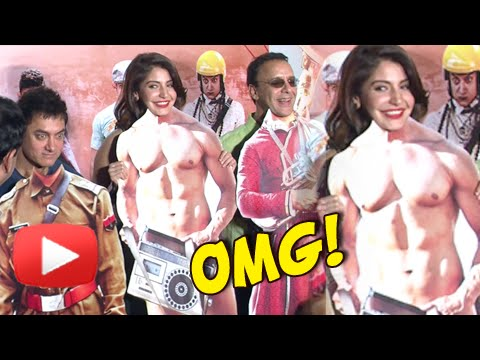 OMG! Watch Anushka Sharma NUDE PK Poster