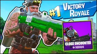 *NEW* CLOSE ENCOUNTERS VICTORY ROYALE!! // JETPACKS ARE BACK!! - Fortnite w/ TeamFORKNIFE