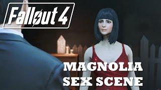 Fallout 4 Magnolia Romance Scene